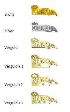 insignes KNMO